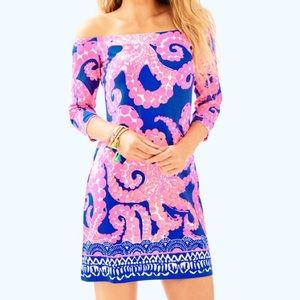 NWT laurana lilly pulitzer morcean engineered